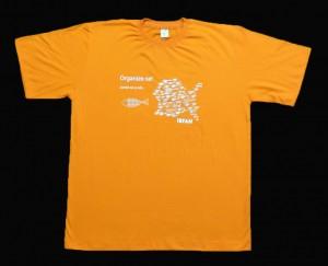 Camiseta IBFAN Brasil (Laranja)