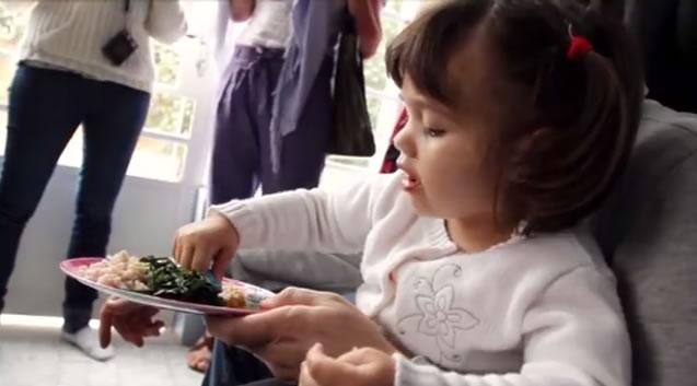 Alimentação Saudável para crianças menores de dois anos