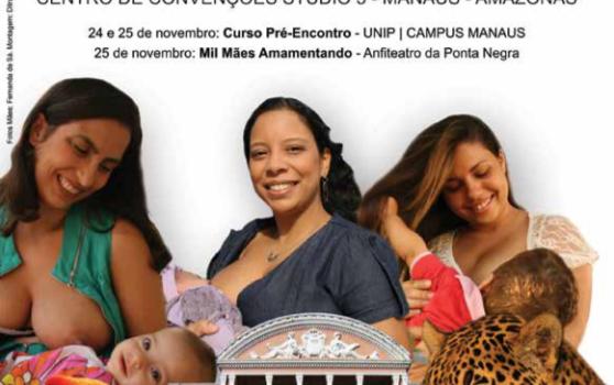 """ANAIS DO XIII ENAM – III ENACS """"QUALIDADE DE VIDA: AMAMENTAÇÃO E ALIMENTAÇÃO COMPLEMENTAR EM REDES – UMA VISÃO A PARTIR DA AMAZÔNIA."""" – 2014"""