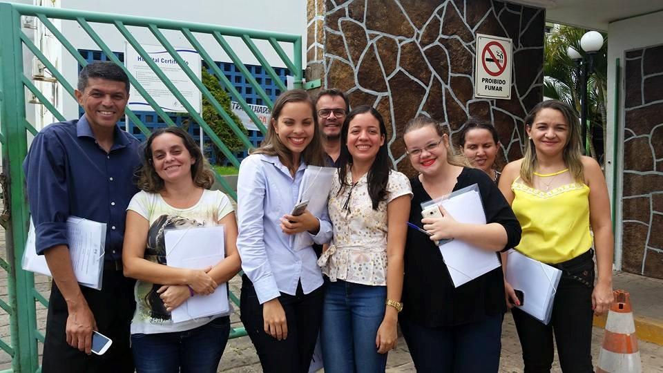 Curso de Monitoramento da NBCAL realizado em São Luis (MA)