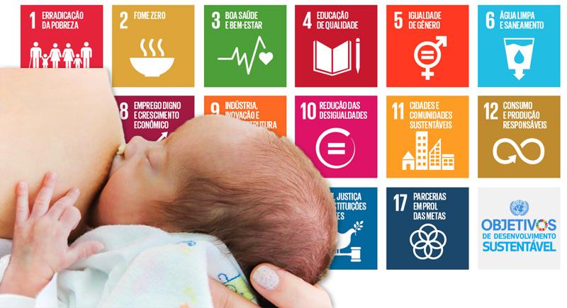 Aleitamento materno e desenvolvimento sustentável