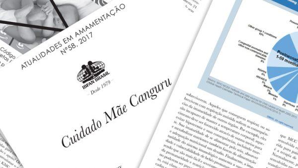 Atualidades em Amamentação | Cuidado Mãe Canguru (N. 58/ 2017)