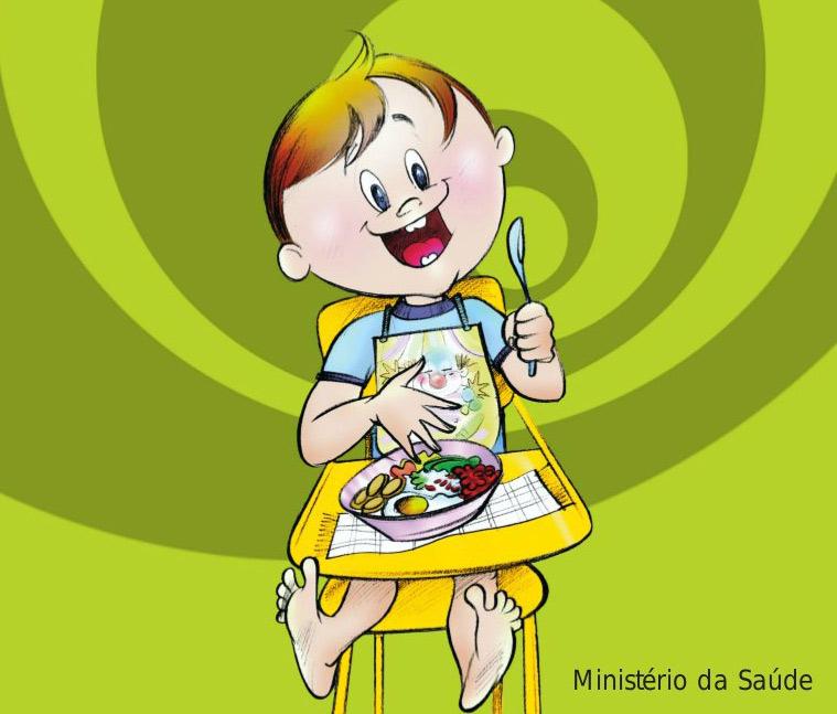 Revisão do Guia Alimentar para Crianças Menores de Dois Anos.