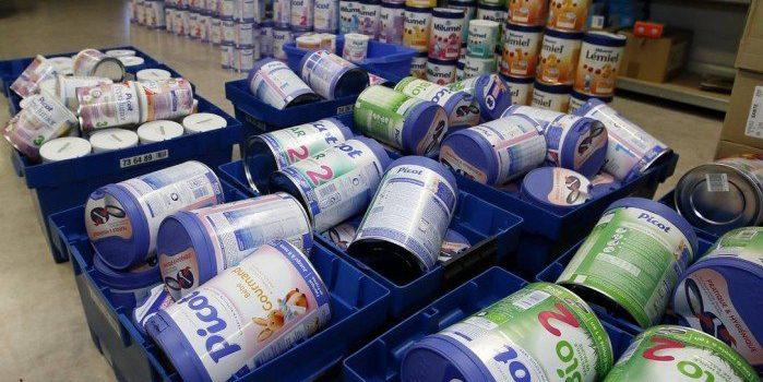 Francesa Lactalis oferece indenização por casos de salmonela