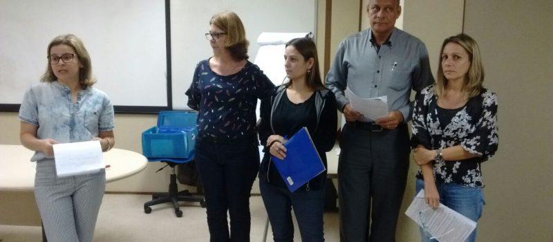 Oficina sobre a NBCAL no Rio de Janeiro (RJ)