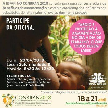 A IBFAN NO CONBRAN 2018