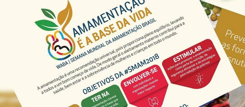 SMAM 2018: Poster disponível para download