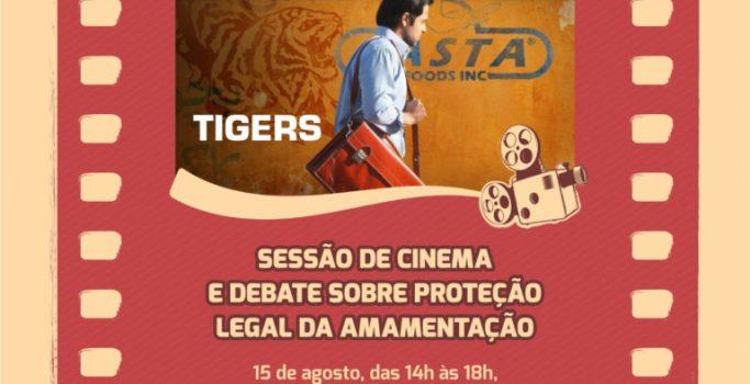 Saúde exibirá filme para debater a proteção legal da amamentação