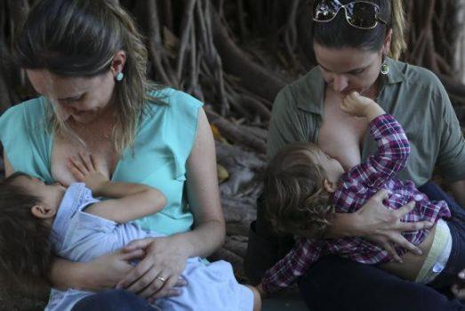 OMS e Unicef lançam guia com 10 passos sobre amamentação