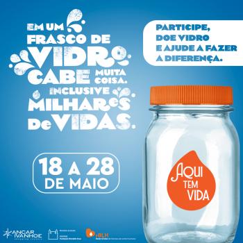Ancar Ivanhoe e Fiocruz promovem mamaço no Dia Mundial de Doação de Leite Humano