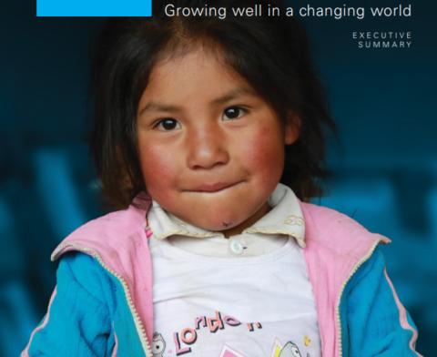 A SITUAÇÃO DAS CRIANÇAS NO MUNDO – UNICEF 2019